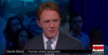 Former White Nationalist: My Family Watches Tucker Carlson For Tips On Advancing Their Cause