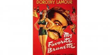 C&L's Sat Nite Chiller Theater My Favorite Brunette  (1947)