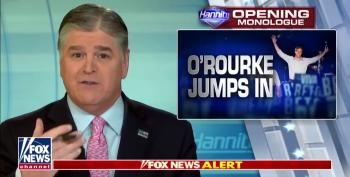 Sean Hannity's Middle-Schooler Attacks On Beto O'Rourke's Name