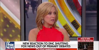 Fox Hosts Suggest Democrats Too 'Cowardly' To Debate On Fox