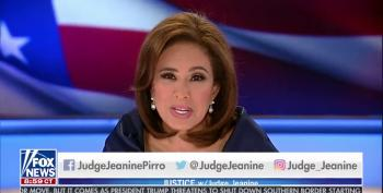 Jeanine Pirro Returns – But Offers No Apology For Anti-Muslim Bigotry That Caused Suspension