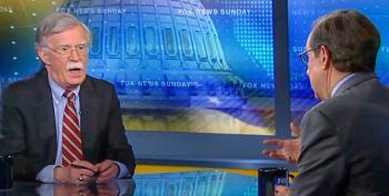 Chris Wallace Calls North Korea Meeting A 'Failed Summit' To John Bolton's Face