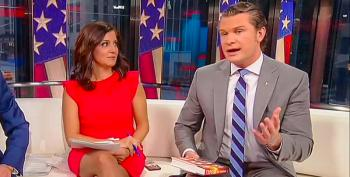 Fox News Host Pete Hegseth Says 'Toxic Masculinity' Is The Reason America 'Lives Free'