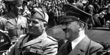After 100 Years, Mussolini's Fascist Party As A Reminder Of The Fragility Of Freedom