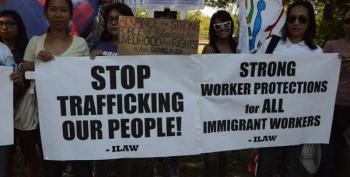 You Can't Fix Human Trafficking With Immigration Laws