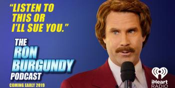 Ron Burgundy (Will Farrell) Has A New Theme Song