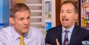 Chuck Todd To Jim Jordan: How Is The Mueller Investigation 'Going To End If You Question And Interfere With It?'