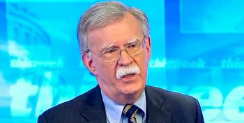John Bolton Brags About Failing In North Korea: 'I Have Been Doing This Since The 1st Bush Administration'
