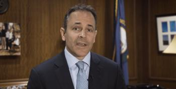 Gov. Matt Bevin Exposed All Nine Of His Kids To Chickenpox Virus Instead Of Vaccine