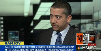 Al Jazeera's Mehdi Hasan Blasts The Media For Lopsided Coverage Of Islamic Terrorism