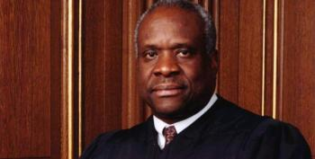 Justice Clarence Thomas Finally Speaks Up In Court To Challenge MS Discrimination Case