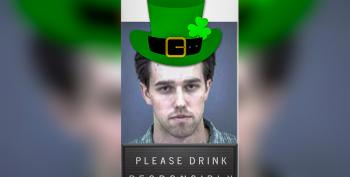 GOP Faces St. Patrick's Day Backlash After Posting Anti-Beto O'Rourke Meme Insulting The Irish