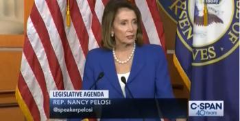 WATCH LIVE:  Nancy Pelosi Press Conference