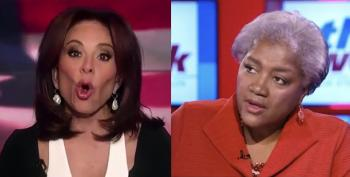 Fox Hires Brazile And Suspends Pirro; Fox Viewers Lose It