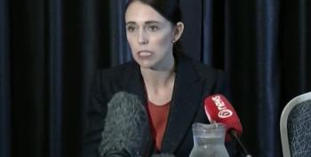 Leading Friday News Dump, New Zealand PM On Shooting Victims: 'They Are Us'