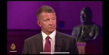 BUSTED: Erik Prince Caught In His Own Lie To Congress
