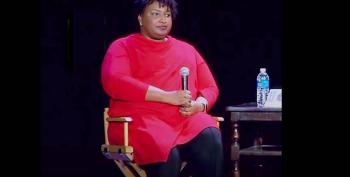 Stacey Abrams On William Barr: 'Like Having Your Brother Summarize Your Report Card To Your Parents'