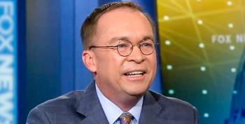 Mick Mulvaney: Trump 'Is Not A White Supremacist -- How Many Times Do We Have To Say That?'