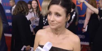 Julia Louis-Dreyfus: 'I F-cking Better' See A Female President In My Lifetime