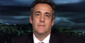 Michael Cohen 'Discovers' A Hard Drive Full Of Evidence
