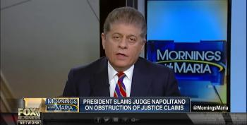 Fox's Judge Napolitano Bites Back: 'Is This How You Treat A Friend?'