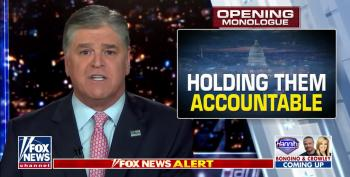 Hannity Keeps Trying To Frame Americans For The Russian Hacking And Leaking To Julian Assange