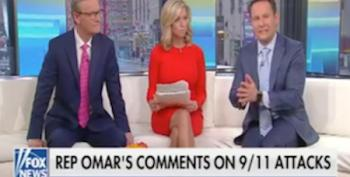 Kilmeade Slimes Rep. Omar: 'You Have To Wonder If She's An American First'