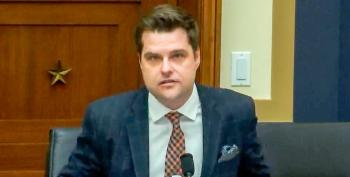 Matt Gaetz's Threat Tweet To Cohen Still Matters To Florida Bar