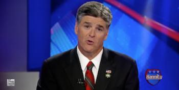 It's Been 10 Years Since Hannity Promised To Be Waterboarded For Charity