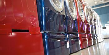 Trump's Tariffs On Washing Machines Costs Americans $1.5B