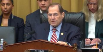 WATCH LIVE:  House Judiciary Hearing On Mueller Report