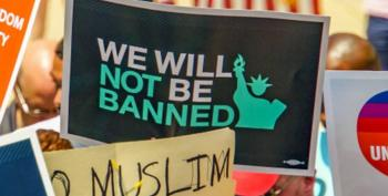 Bill To Stop Trump's Muslim Ban Has Over 400 Co-Signs