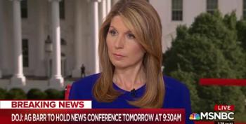 Nicolle Wallace: Will Barr Announce An Investigation Into Special Counsel Mueller?