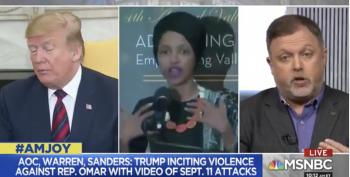 Trump's Threat To Ilhan Omar Is A Threat To Us All