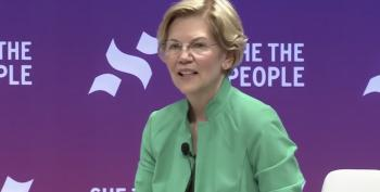 Elizabeth Warren Wows The Crowd At She The People Summit