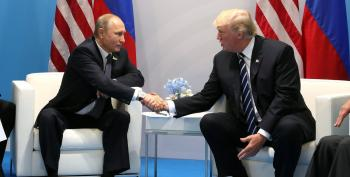 Trump Reassures Putin: Mueller Report Is Just A 'Russian Hoax'