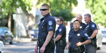 Sacramento Police Put Bag Over 12-Year-Old Boy's Head During Arrest