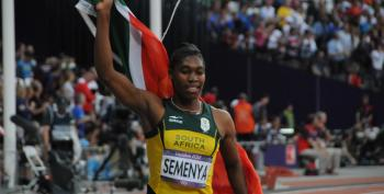 Caster Semenya's Impossible Situation: Testosterone Scrutinized, But May Not Make Her Faster