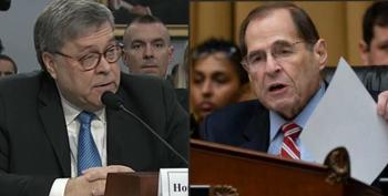 Memo To House Democrats: Bide Your Time, Be Prepared, Then Get Barr