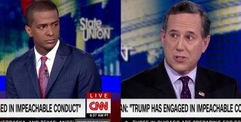 Bakari Sellers Hammers Santorum On Obstruction: 'The President Is Not Above The Law'