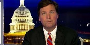 Seriously, What Is Going On With Tucker Carlson?