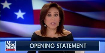 Fox's Jeanine Pirro Falsely Declares That Democrats Have 'Stolen The House'