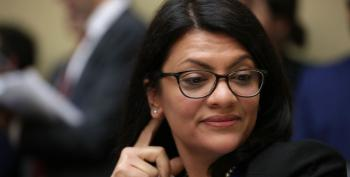 GOP Twists Rep. Rashida Tlaib's Words Into Anti-Semitism