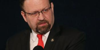 Seb Gorka In A Lather Over 'Arthur' Gay Marriage