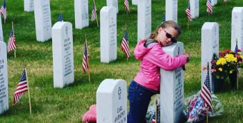 1.2 Million Americans Die; 300 Million Americans Celebrate