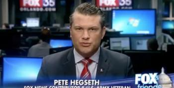 Trump Will Reportedly Pardon War Criminals After Fox Host Hegseth Told Him To Do So