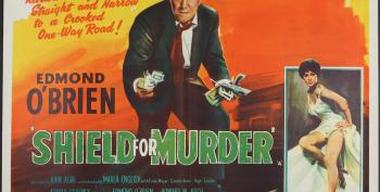 C&L's Sat Nite Chiller Theater:  Shield For Murder  (1954)
