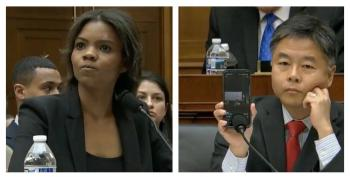 Hitler Apologist Candace Owens Is Out Of A Job
