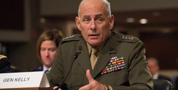 John Kelly Continues To Live Out His Dream Of Caging Children
