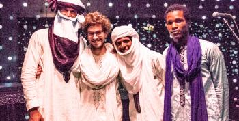 C&L's Late Nite Music Club With Mdou Moctar